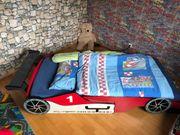Kinderbett in Formel 1 Optik