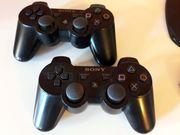 2 Stück PS3 Controler Dualshock3