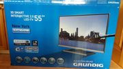 Grundig LED 3D TV 55