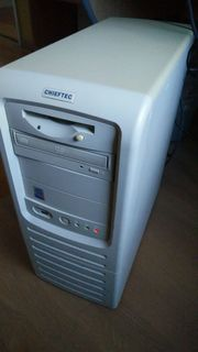 Chieftec Tower-PC mit Intel Pentium