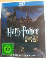 8 Harry Potter