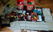Konvolut Lego + Playmobil