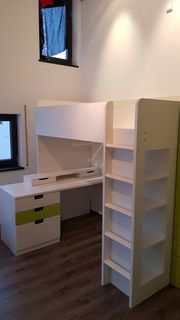 IKEA STUVA Hochbett