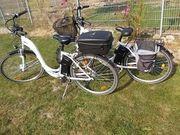 2 E-Bikes Zündapp