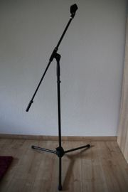 Mikrofonstativ K M neuwertig