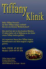 Tiffany Lampen Reparatur Nrw Bleiverglasung