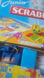 Junior Scrabble 2 Spiele in