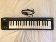 Korg microKEY-37 - MIDI-Keyboard - TOP