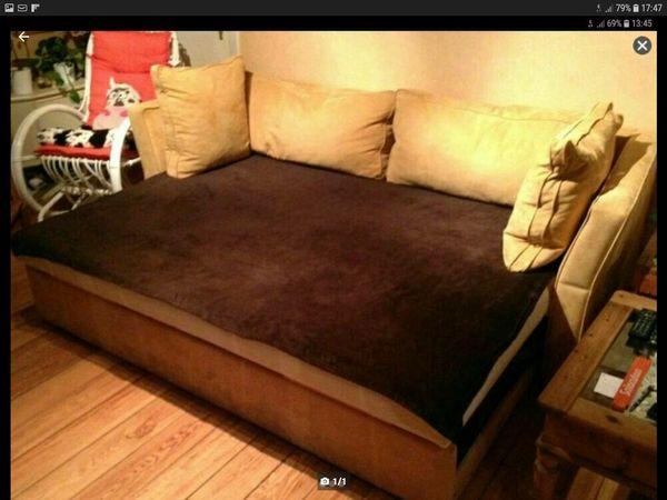 sofa schlaffunktion kassel gebraucht kaufen nur 4 st bis 75 g nstiger. Black Bedroom Furniture Sets. Home Design Ideas