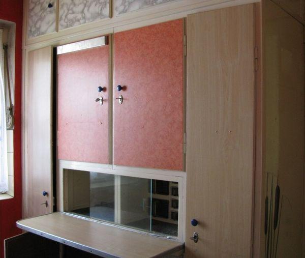 50er-Jahre Einbauküchenschrank zu verschenken in Lorch - Küchenmöbel ...