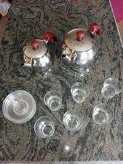 Türkisches Tee Service