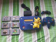 Nintendo 64 N64 Pokemon Pikachu