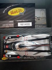 Slot It Audi R18 TDI