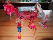 6 x Barbie Glam Auto
