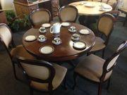 Tisch Esszimmertisch Holztisch -