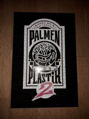 Palmen aus Plastik 2 Box-