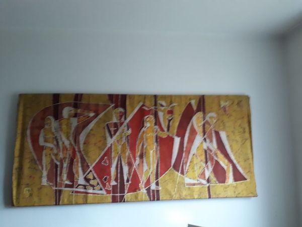 Bildteppich von Edith » Kunst, Gemälde, Plastik