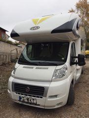 Exklusives gepflegtes Wohnmobil mit TOP-Ausstattung