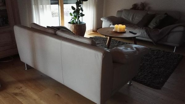 Wohnzimmer Couch Leder in Simbach - Polster, Sessel, Couch kaufen ...