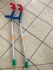 Krücken für Kinder