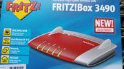 Fritzbox 3490
