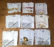 T-Shirts - Lustige Musikmotive Lets Play