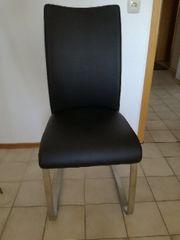 4 schöne Stühle