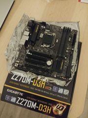 Gigabyte Z270M-D3H -