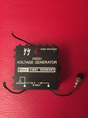 Kemo M62 High Voltage Generator