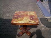 Marmor echt Holz Tisch nur