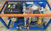 Hochdruckkompressor Dieselmotor Bauer 300 Bar