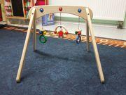 Baby Spielbogen aus Holz