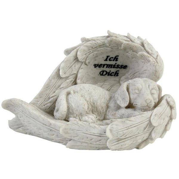 Tiergrab Hundegrab Gedenkstein Ich vermisse