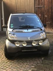 Verkaufe Smart Fortwo Cabrio neuer