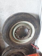 VW Oldtimer Felgen