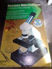 Mikroskop zu verkaufen