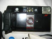 Minolta AFZ Autofocus Film Camera