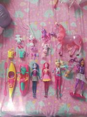 Barbie Set Konvolut