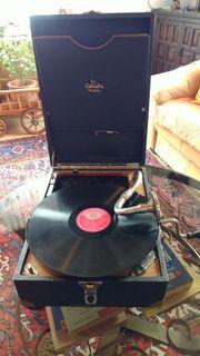 Grammophon alt