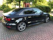 Audi A3 Limousine S-line zu