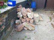 Sandsteine - Gartensteine