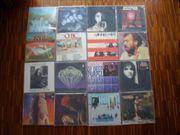 100 Stück Schallplatten