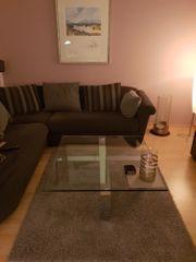 Dicke Glasplatte Glas Couchtisch Haushalt Möbel Gebraucht Und