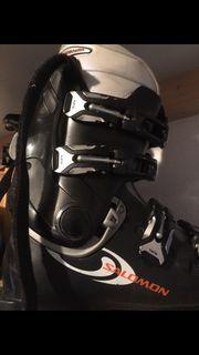 Skischuhe Salomon schwarz Gr 41