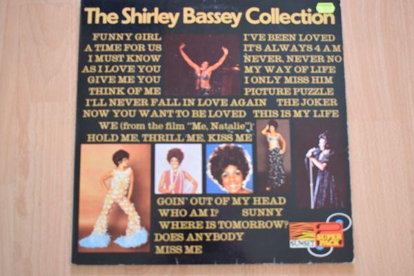 Schallplatte The Shirley Bassey Collection