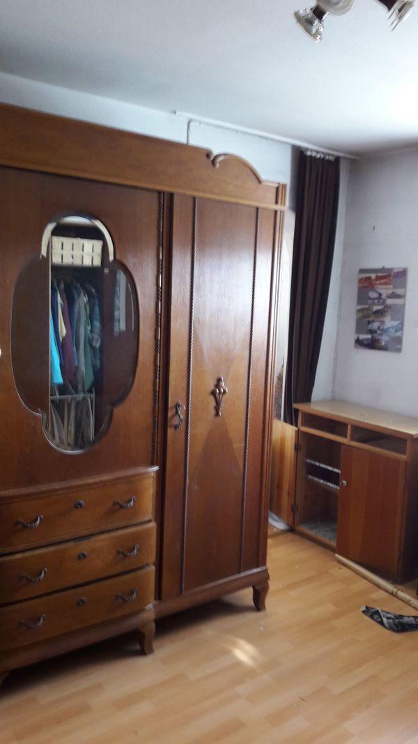Rarität schönes Jugendstil Schlafzimmer komplett in Nagold ...