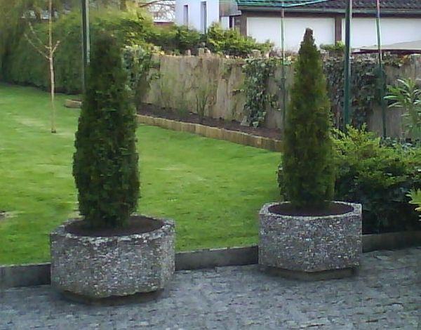 2 Blumentröge aus » Sonstiges für den Garten, Balkon, Terrasse