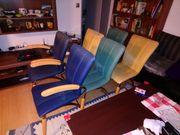 Esszimmer Tisch 6 Stühle