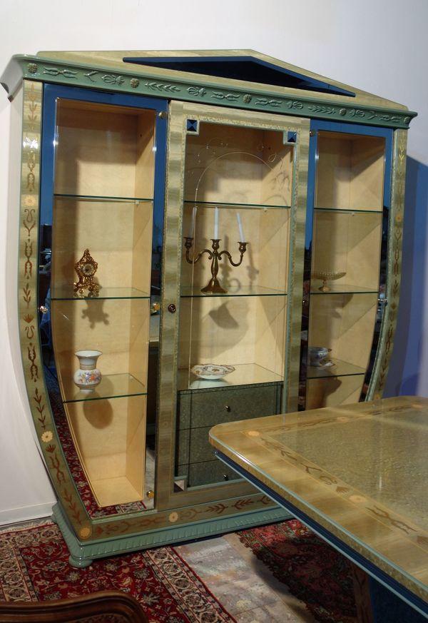Italienisches Designer Esszimmer In Pfinztal Designermobel