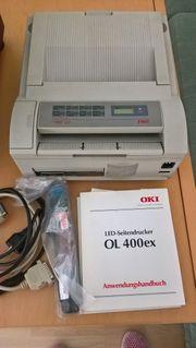 LED Seitendrucker OL 400ex mit
